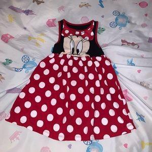 Minnie Mouse dress!